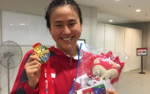 Ánh Viên sẽ thắng Schooling để trở thành VĐV xuất sắc nhất SEA Games 2015? - ảnh 5