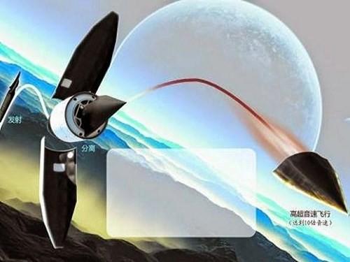 Trung Quốc lần thứ 4 thử thành công tên lửa siêu thanh chiến lược - ảnh 1