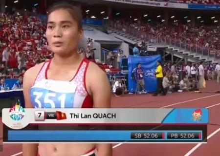 Cập nhật SEA Games (12-6): Điền kinh giành mưa... bạc, Việt Nam bị Thái Lan vượt mặt - ảnh 12