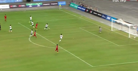 U23 Việt Nam 5–0 U23 Indonesia: Thắng đậm mà tiếc - ảnh 19