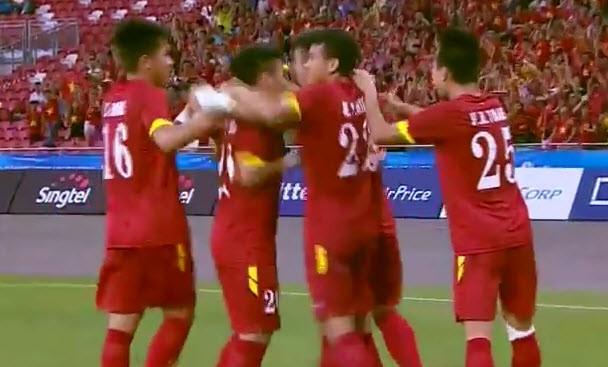 U23 Việt Nam 5–0 U23 Indonesia: Thắng đậm mà tiếc - ảnh 9