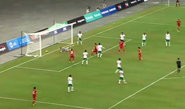 U23 Việt Nam 5–0 U23 Indonesia: Thắng đậm mà tiếc - ảnh 5