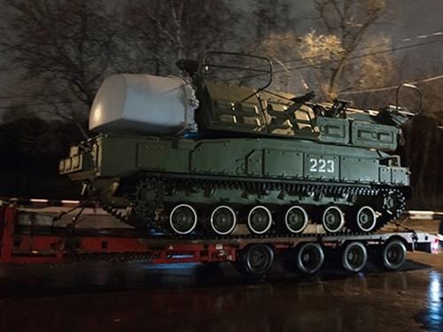 Nga phát triển pháo cao tần, vô hiệu hoá được UAV, đầu đạn tấn công - ảnh 1