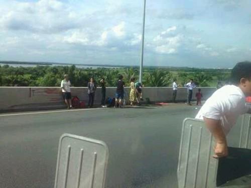 Xe mất thắng tông hàng loạt ôtô tại cao tốc Long Thành - Dầu Giây - ảnh 5