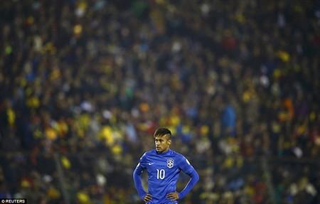 Neymar 'nổi điên', trận Brazil - Colombia kết thúc trong bạo lực - ảnh 8