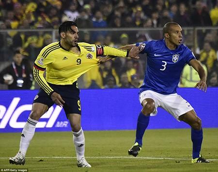 Neymar nhận thẻ đỏ, Brazil thua sốc trước Colombia - ảnh 4