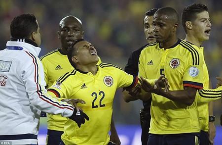 Neymar nhận thẻ đỏ, Brazil thua sốc trước Colombia - ảnh 5