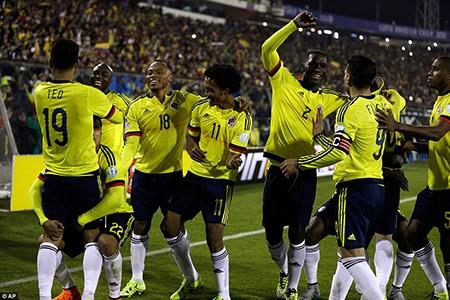 Neymar nhận thẻ đỏ, Brazil thua sốc trước Colombia - ảnh 6