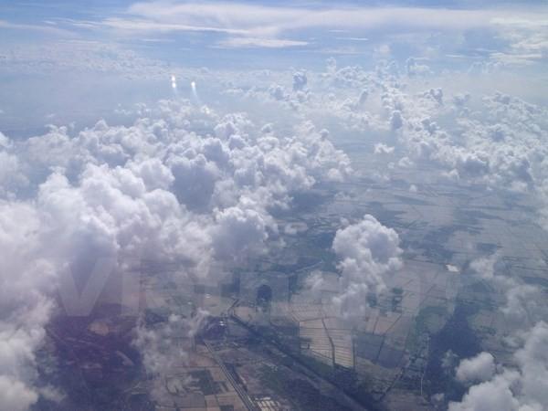 Vùng áp thấp trên Biển Đông đã mạnh lên thành áp thấp nhiệt đới - ảnh 1