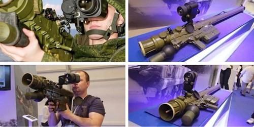 Nga giới thiệu tên lửa vác vai Verba siêu hiện đại - ảnh 1