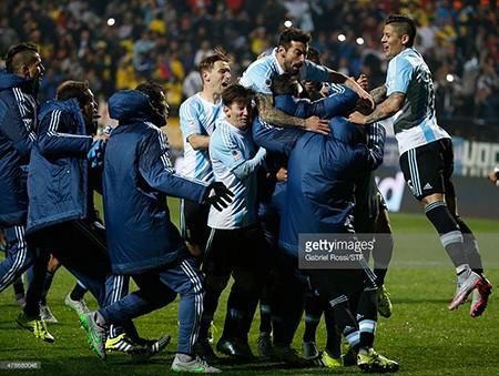 Argentina vào bán kết, Messi viết tiếp giấc mơ vô địch - ảnh 5