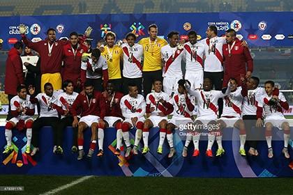 Peru 2-0 Paraguay : Phần thưởng cho bóng đá đẹp - ảnh 2