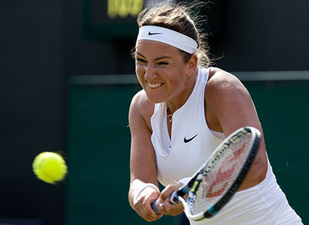 Những hình ảnh ấn tượng, hài hước tại Wimbledon - ảnh 12