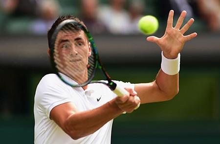 Những hình ảnh ấn tượng, hài hước tại Wimbledon - ảnh 13