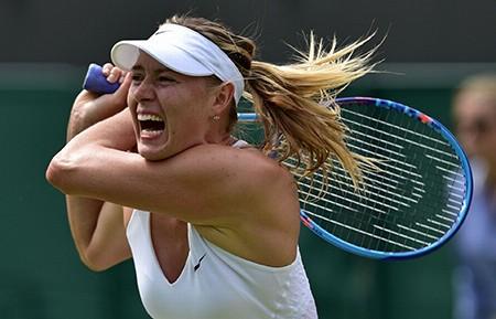 Những hình ảnh ấn tượng, hài hước tại Wimbledon - ảnh 18