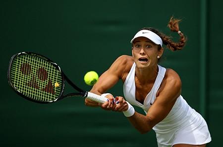 Những hình ảnh ấn tượng, hài hước tại Wimbledon - ảnh 21