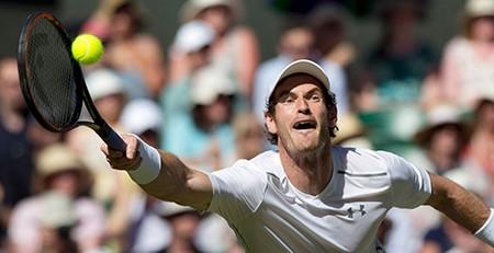 Những hình ảnh ấn tượng, hài hước tại Wimbledon - ảnh 23