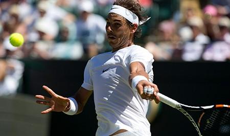 Những hình ảnh ấn tượng, hài hước tại Wimbledon - ảnh 24