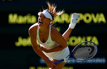 Những hình ảnh ấn tượng, hài hước tại Wimbledon - ảnh 26