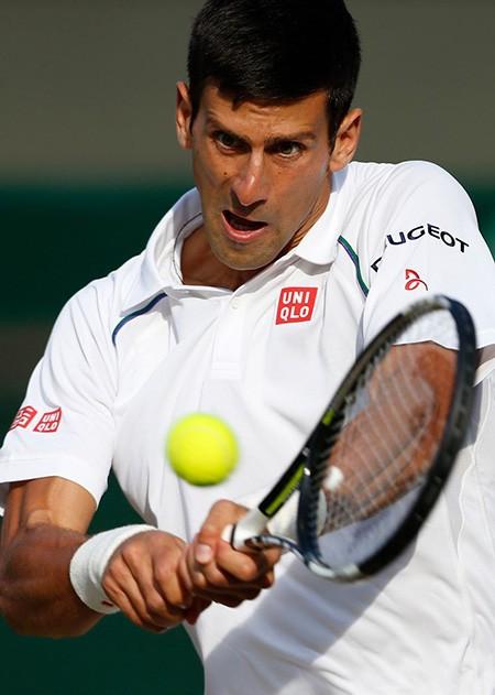 Những hình ảnh ấn tượng, hài hước tại Wimbledon - ảnh 2