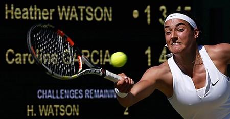 Những hình ảnh ấn tượng, hài hước tại Wimbledon - ảnh 30