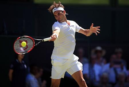 Những hình ảnh ấn tượng, hài hước tại Wimbledon - ảnh 38