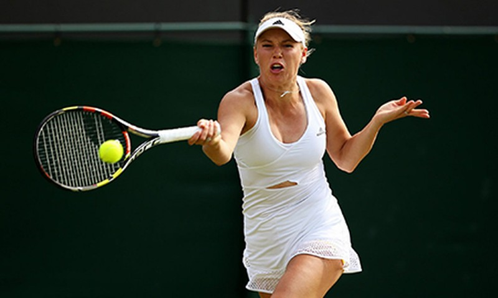 Những hình ảnh ấn tượng, hài hước tại Wimbledon - ảnh 3