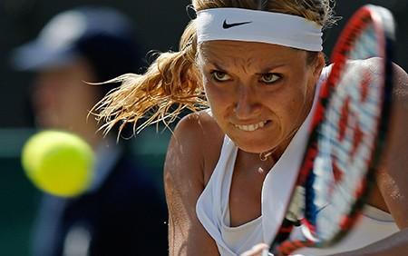Những hình ảnh ấn tượng, hài hước tại Wimbledon - ảnh 4