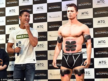 Cristiano Ronaldo và phiên bản 3D - ảnh 2