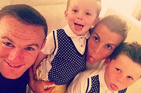 Wayne Rooney sắp đón đứa con thứ 3 - ảnh 1