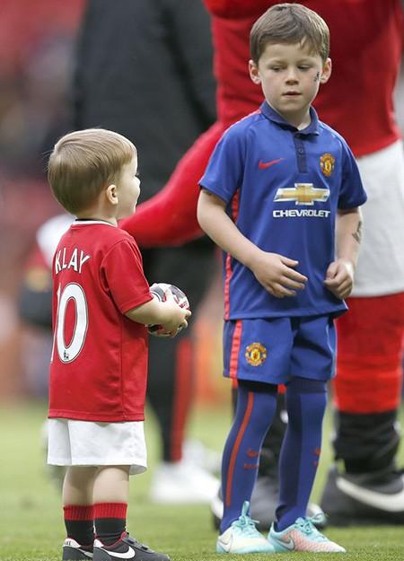 Wayne Rooney sắp đón đứa con thứ 3 - ảnh 4