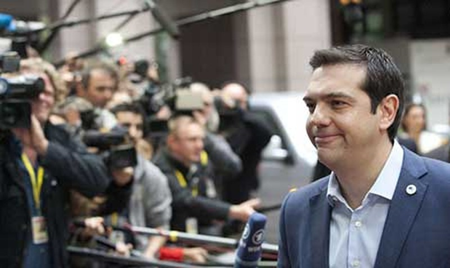 Châu Âu đồng ý cứu nạn Hy Lạp - ảnh 1