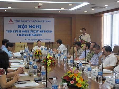 Sáu tháng đầu năm: Vinataba nộp ngân sách 3.850 tỉ đồng - ảnh 1