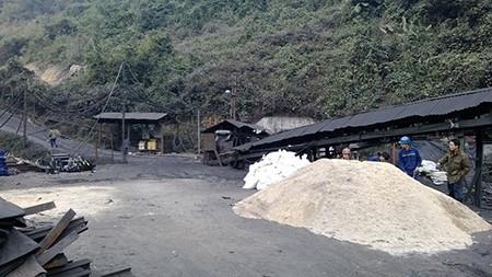 Quảng Ninh: Sập hầm lò than, 2 công nhân tử vong - ảnh 1