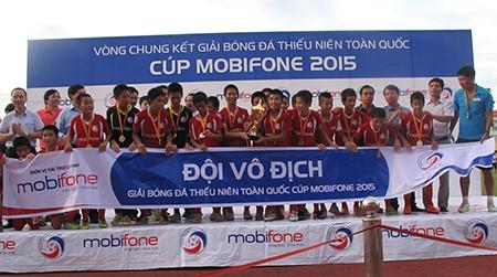 Giải U-13 toàn quốc: Viettel vô địch - ảnh 1
