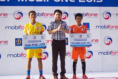 Giải U-13 toàn quốc: Viettel vô địch - ảnh 2
