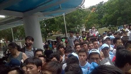 Cổ động viên Việt Nam háo hức chờ thần tượng Manchester City - ảnh 10