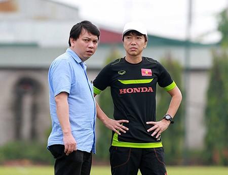 Chùm ảnh cầu thủ Việt Nam, Man City tập luyện cho trận đấu tối nay - ảnh 3