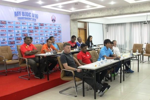 Giải U-16 Đông Nam Á: Việt Nam có chiến thắng đầu tay - ảnh 1