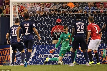 M.U 0-2 PSG: Hàng thủ 'mơ ngủ', M.U ôm hận - ảnh 2