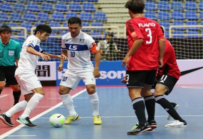 Thái Sơn Nam vào bán kết Futsal Cúp C1 châu Á: Điều kỳ diệu! - ảnh 1