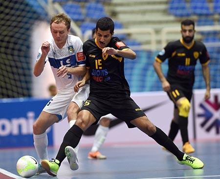 Tranh hạng ba giải Futsal Cup C1 châu Á: Thái Sơn Nam quyết không trắng tay - ảnh 1