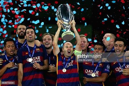 Barca 5-4 Sevilla: Màn rượt đuổi tỷ số không tưởng và cái kết không bất ngờ - ảnh 1