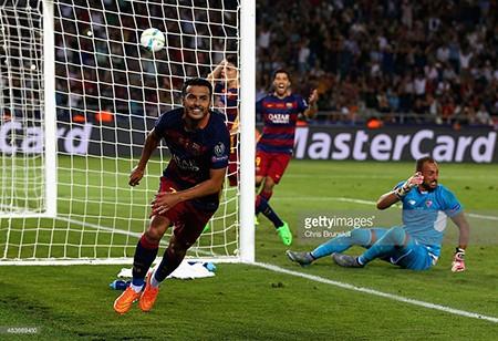 Barca 5-4 Sevilla: Màn rượt đuổi tỷ số không tưởng và cái kết không bất ngờ - ảnh 2