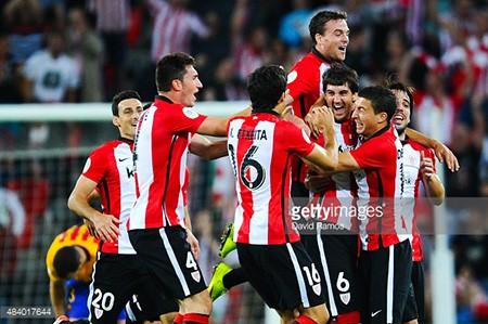 Lượt đi siêu cúp Tây Ban Nha, Bilbao 4-0 Barca: Không tưởng! - ảnh 1