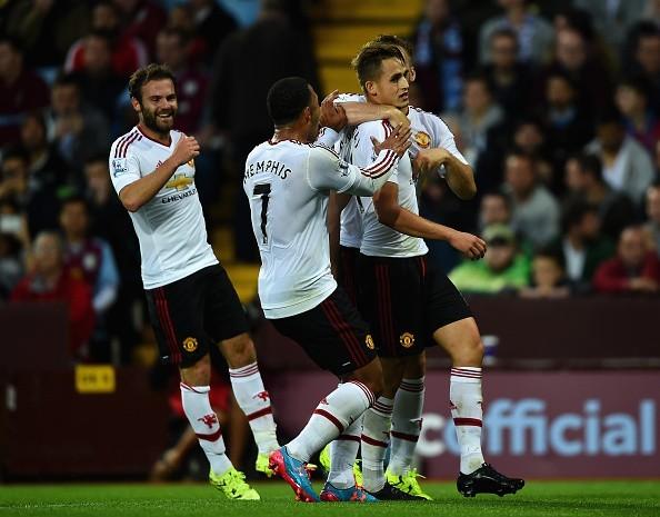 Aston Villa 0-1 M.U: Quỷ đỏ vượt ải nhờ sự tỏa sáng của Januzaj - ảnh 2