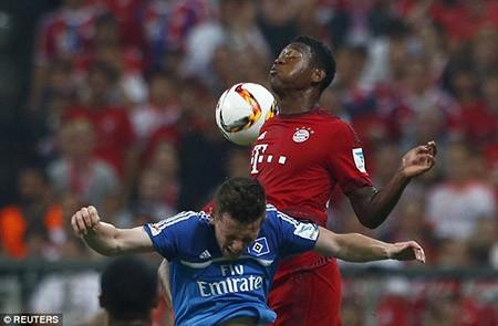 Bayern 5-0 Hamburg: 'Hùm xám' ra oai ngày khai mạc - ảnh 2