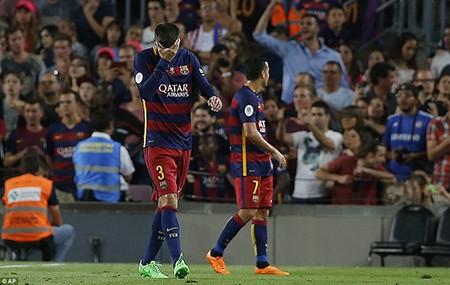 Barcelona 1-1 Bilbao: Vỡ mộng 'ăn 6' - ảnh 3
