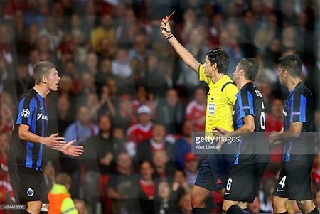 M.U 3-1 Brugge:  Đặt một chân vào vòng bảng Champions League - ảnh 2