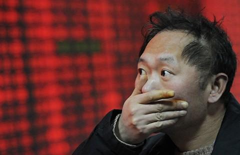 Thị trường chứng khoán Thượng Hải lại gặp thảm họa - ảnh 1